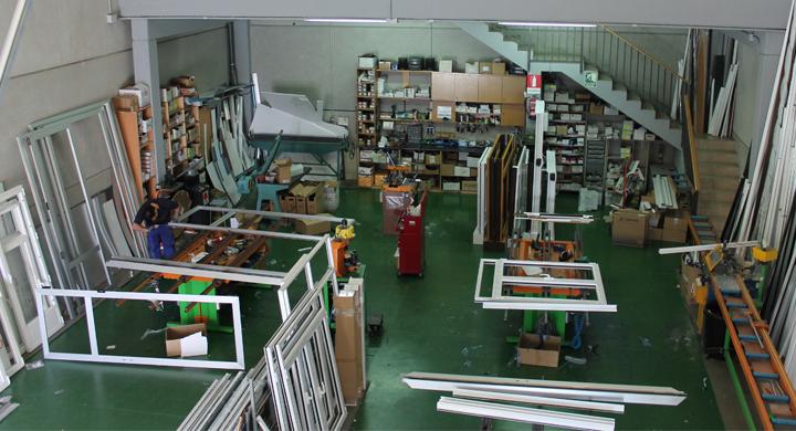 Aluminios f lix l zaro carpinter a aluminio f lix lazaro for Carpinteria aluminio